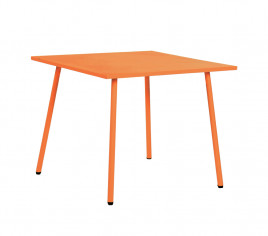 Table enfant LITTLE T Orange