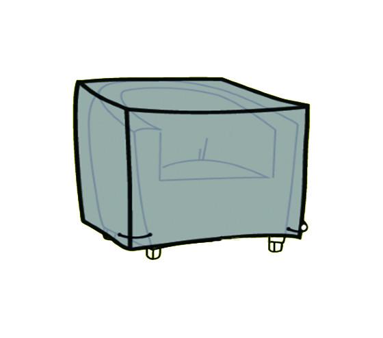 Housse de fauteuil de jardin