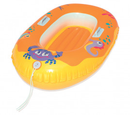 Bateau gonflable junior crabe - Orange