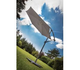 Parasol déporté SUPERKING Ø3M - Gris anthracite