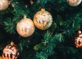 Boules de Noël : coffrets de boules et étoiles